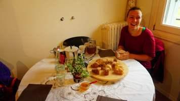 Les rencontres ont du bon : petit déjeuner de reines